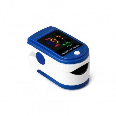 LCARE Pulse Oximeter Fingertip Oxygen Saturation Monitor